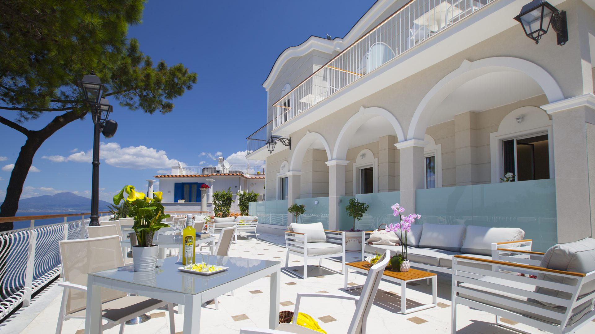 Sorrento Dream Resort – Bed and breakfast and spa in Sorrento Coast